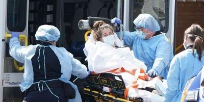 أمريكا تسجل أكثر من 63 ألف إصابة جديدة