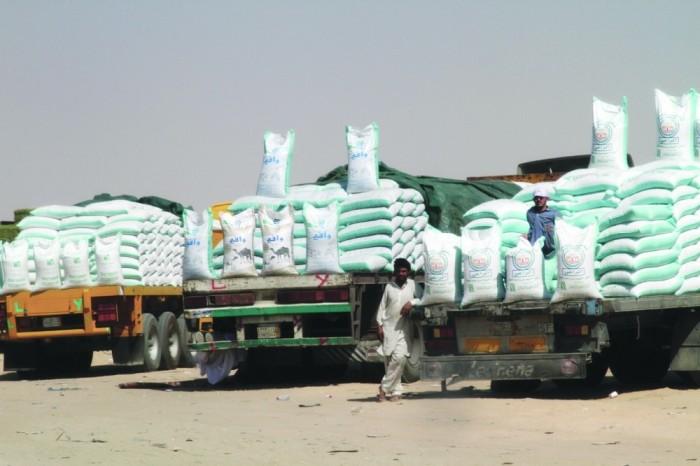 السعودية تُعلن شراء 725 ألف طن من الشعير