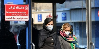 إيران تُسجل 217 وفاة و2414 إصابة جديدة بفيروس كورونا