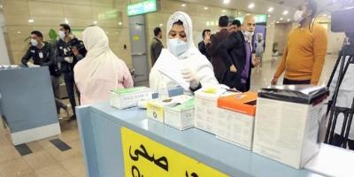 مصر تسجل 627حالات جديدة بكورونا و50 وفاة