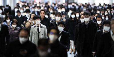 وفيات كورونا في اليابان تتخطى حاجز الألف