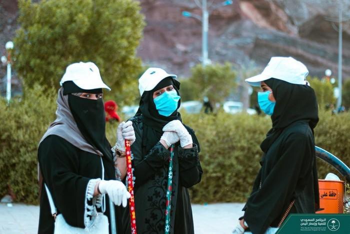 البرنامج السعودي: عدن أجمل خدمت 80% من أهالي عدن