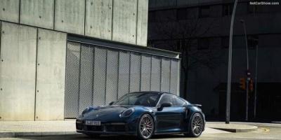 بمواصفات قياسية..بورش تزيح الستار عن موديل 911 Turbo الجديد