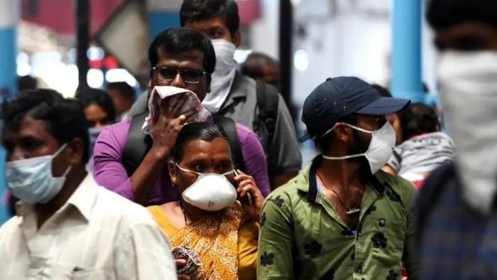الهند: تسجيل 37.724 إصابة جديدة بكورونا و 648 وفاة
