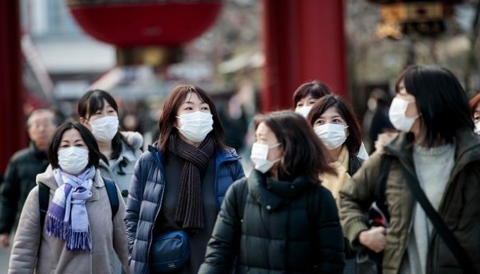 اليابان: إصابات كورونا ترتفع إلى 26.912 إصابة