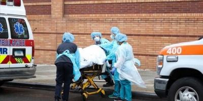 أمريكا تُسجل 1047 وفاة ونحو 63 ألفًا إصابة بكورونا