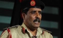 المسماري: الجيش الليبي جاهز للتعامل مع أي هدف معادي