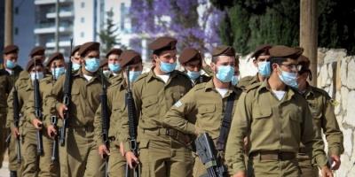 922 إصابة جديدة بكورونا بين قوات الاحتلا الإسرائيلي