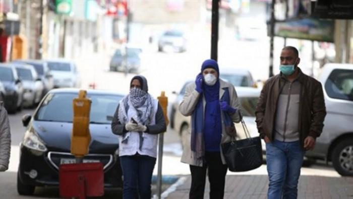 فلسطين: ارتفاع  حالات الإصابة بكورونا إلى  8411