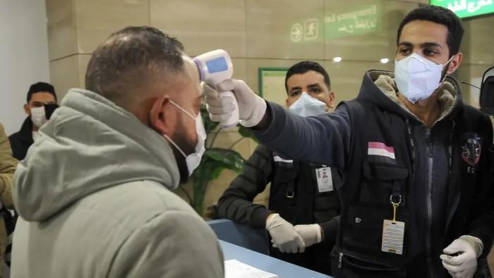 مصر: تسجيل 668 حالات إصابة جديدة بكورونا و40 حالة وفاة