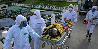 البرازيل تسجل 59961 إصابة جديدة بفيروس كورونا