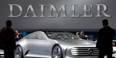 دايلمر تخسر ملياري يورو في الربع الثاني من العام الجاري