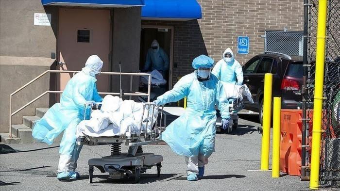 البرازيل تسجل 1156 وفاة جديدة بفيروس كورونا