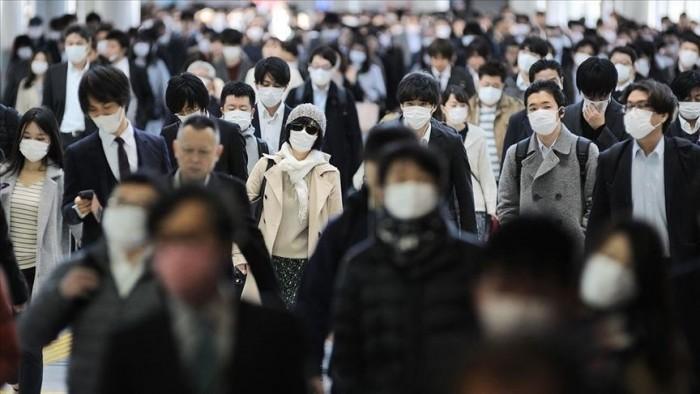 اليابان تُسجل 295 إصابة جديدة بفيروس كورونا