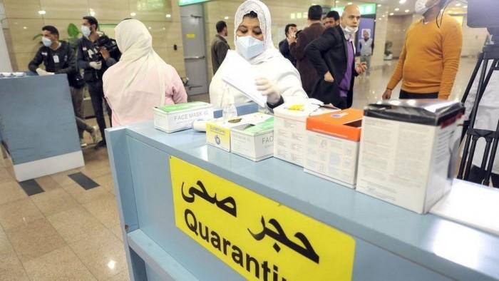 مصر تُسجل 40 وفاة و511 إصابة جديدة بفيروس كورونا