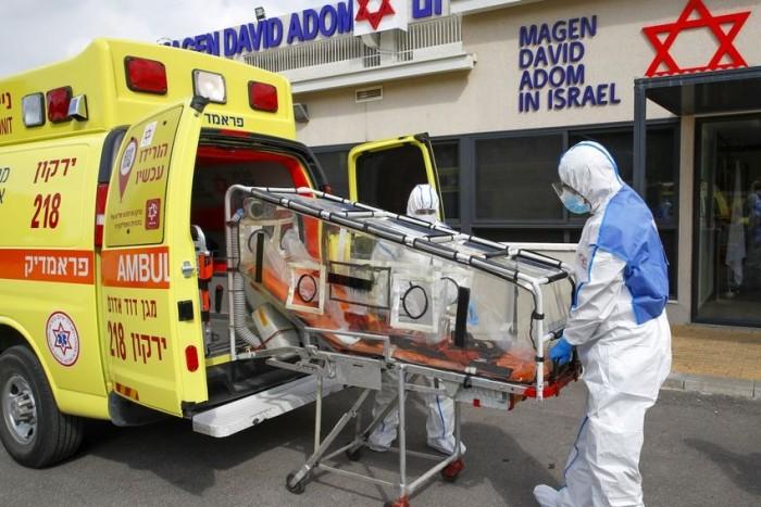 إسرائيل تُسجل 1770 إصابة جديدة بكورونا