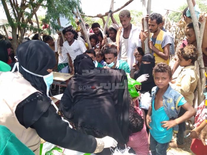 كسوة عيد للأطفال النازحين في زنجبار