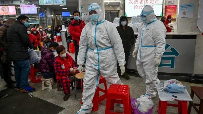 الصين: ارتفاع حصيلة الإصابات بكورونا إلى 83.830 إصابة