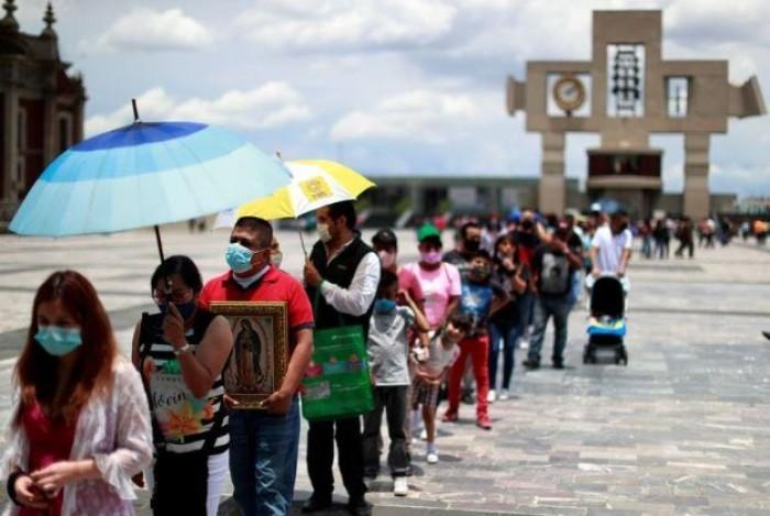 المكسيك تسجل 306 وفيات و5480 إصابة بفيروس كورونا