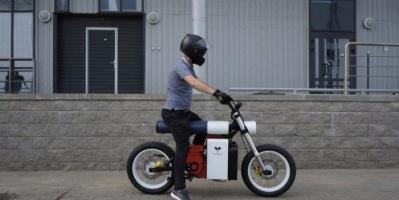 بمواصفات خاصة..الكشف عن الدراجة النارية Punch Moto الجديدة