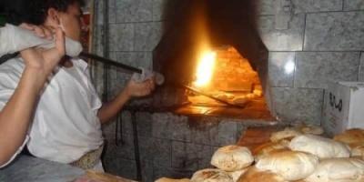 بثالث أيام إضراب المخابز الآلية.. ندرة في الخبز بإب