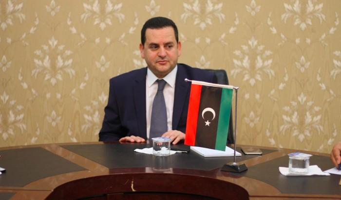 وزير الخارجية الليبي يطالب بدعم دولي وإقليمي لمبادرة البرلمان