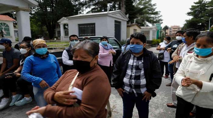 المكسيك تسجل 4973 إصابة جديدة بفيروس كورونا