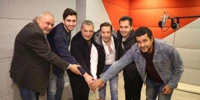 """مدحت صالح يحتفل بطرح أغنيته الجديدة """"قربلي"""""""