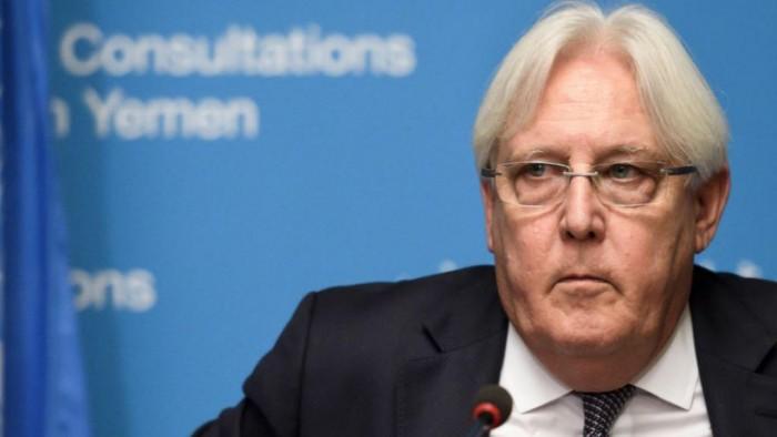 المبعوث الأممي يرحب بجهود تنفيذ اتفاق الرياض