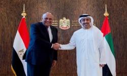 الإمارات: ندعم جهود مصر في التوصل لحل سياسي في ليبيا