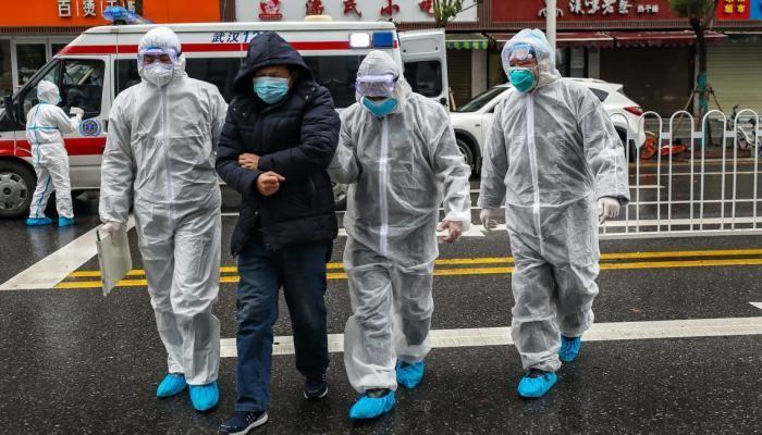 الصين تسجل 105 حالات إصابة بفيروس كورونا