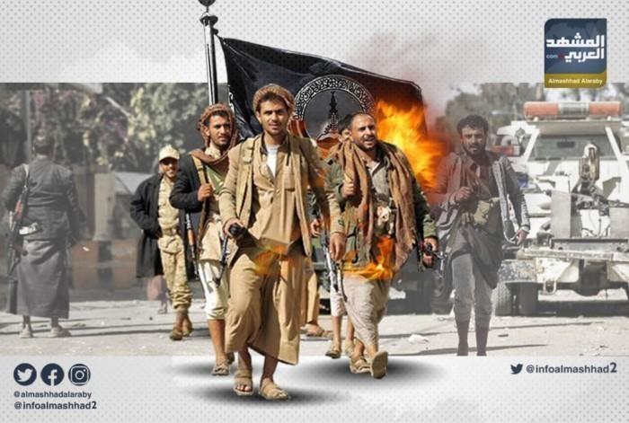 عصابات الإخوان في تعز.. مليشيات تنهب الأموال وتذل السكان
