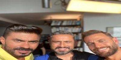 """خالد سليم ونيقولا معوض وقيس شيخ نجيب يقدمون النسخة الجديدة من """"قعدة رجالة"""""""