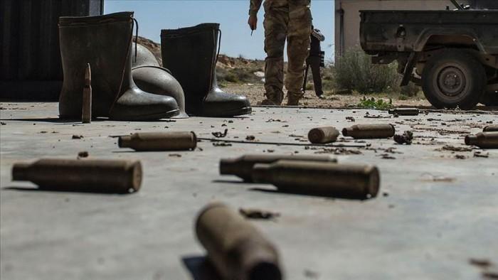 خلفت قتيلين.. مواجهات مسلحة في حي السلخانة بتعز