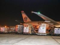 محملة بـ60 طن.. الإمارات تدعم تركمانستان بطائرة إمدادات طبية لمكافحة كورونا