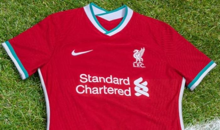 ليفربول يكشف عن قميصه الجديد بالموسم المقبل