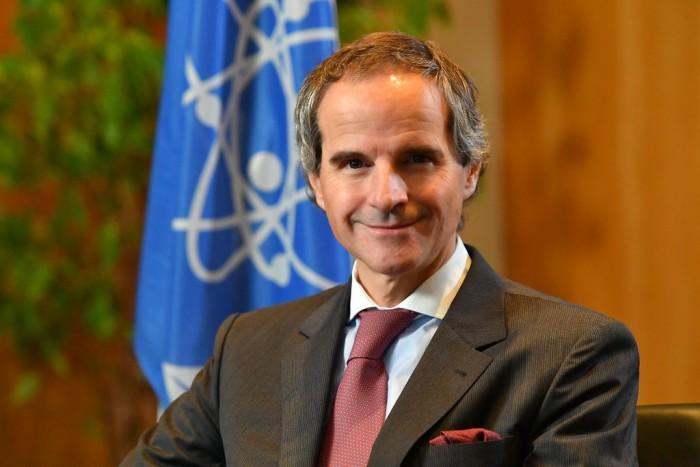 المدير العام لوكالة الطاقة الذرية يهنئ الإمارات على تشغيل محطة براكة