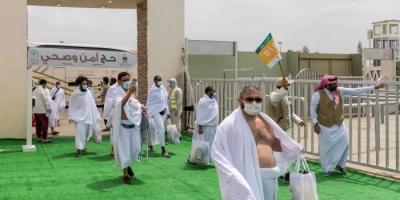 السعودية: لم نسجل أي إصابات بين الحجاج حتى الآن