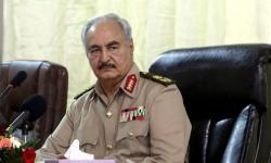 حفتر: لن يقبل الشعب الليبي باستعمار تركي جديد