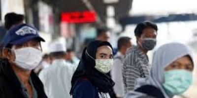 إندونيسيا تُسجل 62 وفاة و1560 إصابة جديدة بكورونا