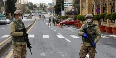 الجيش الأردني يواصل مكافحته في منع تفشي كورونا