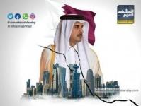 قطر تقدم قرابين الطاعة لإيران بإنقاذ الحوثي في صنعاء