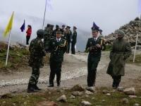 الهند تطالب القوات الصينية بالانسحاب الكامل والسريع من الحدود
