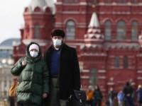 روسيا تُسجل 79 وفاة و5 آلاف و394 إصابة جديدة بكورونا