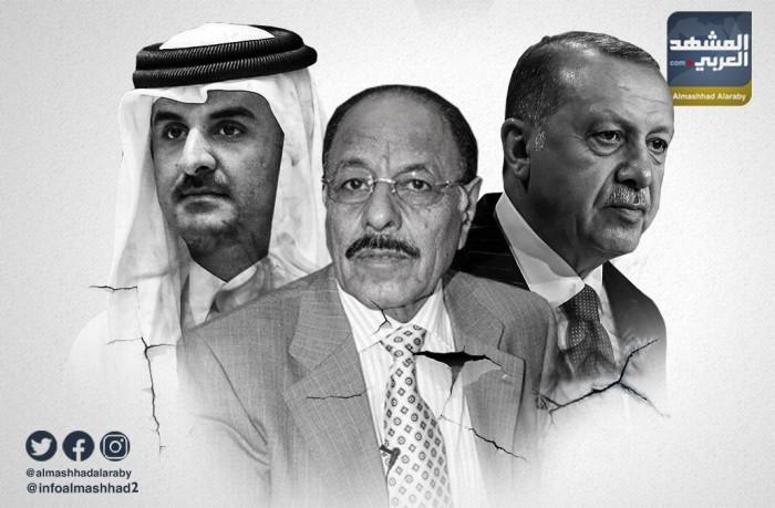 بتر أذرع قطر وتركيا يقود إلى الحل باليمن
