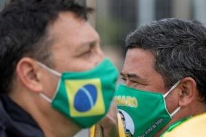 البرازيل تُسجل 541 وفاة و25800 إصابة جديدة بكورونا