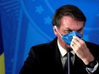 إصابة كبير موظفي الرئيس البرازيلي بفيروس كورونا