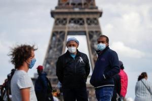 فرنسا تسجل 3376 إصابة جديدة بفيروس كورونا