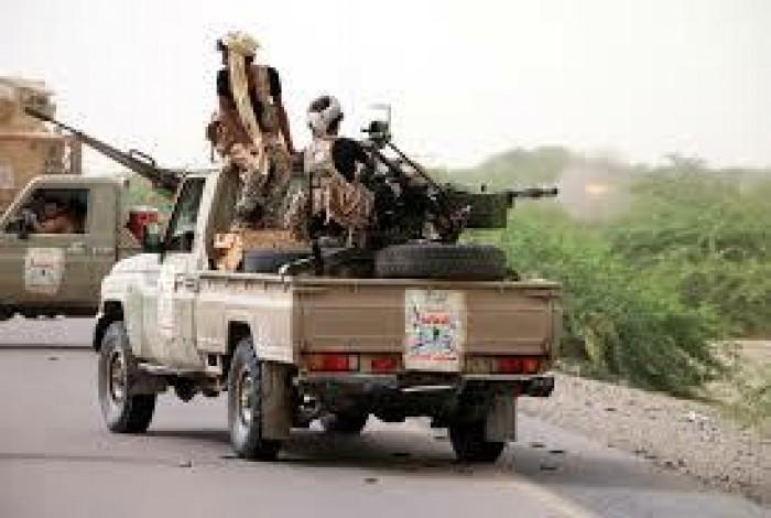 اشتباكات بين المشتركة والحوثيين في الدريهمي