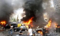 سماع دوي انفجار كبير في بيروت